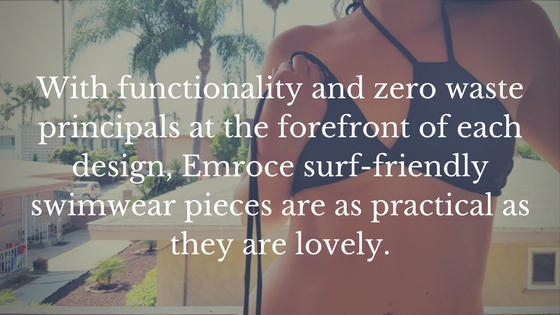 eco-friendly swimwear