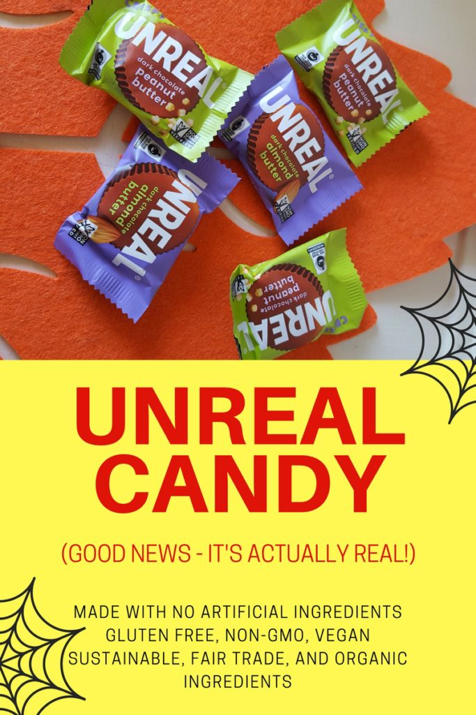 unreal candy halloween