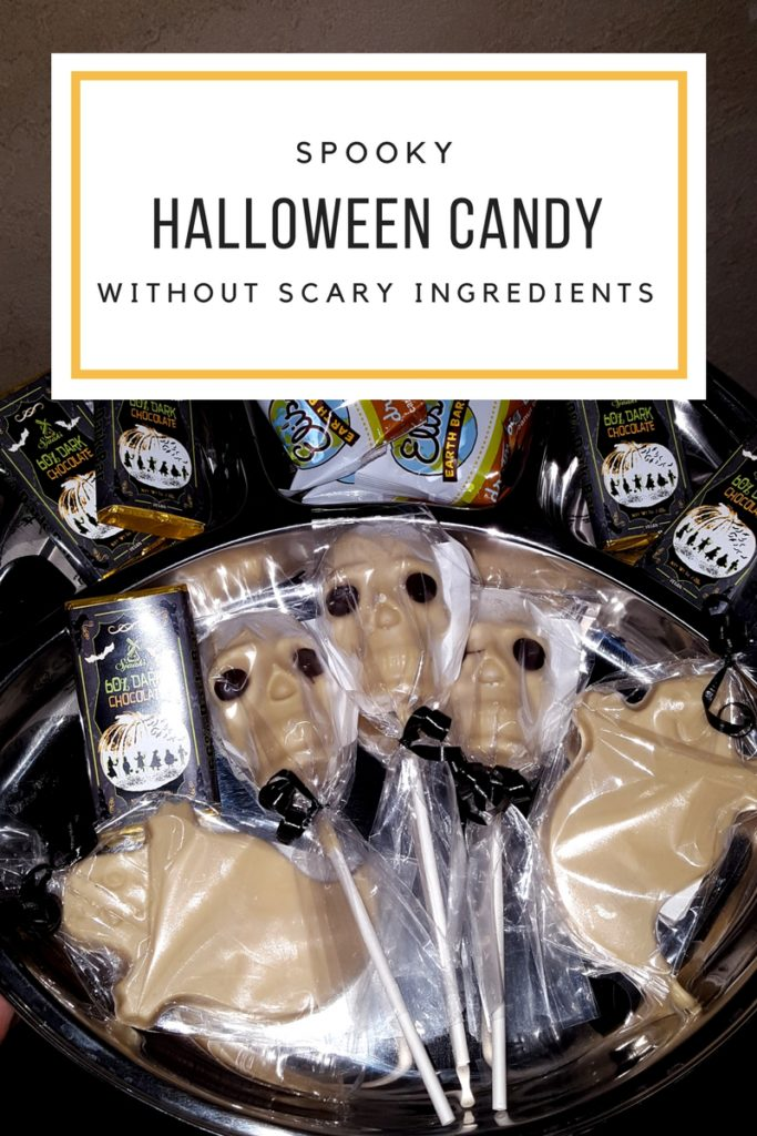spooky candy not spooky ingredients