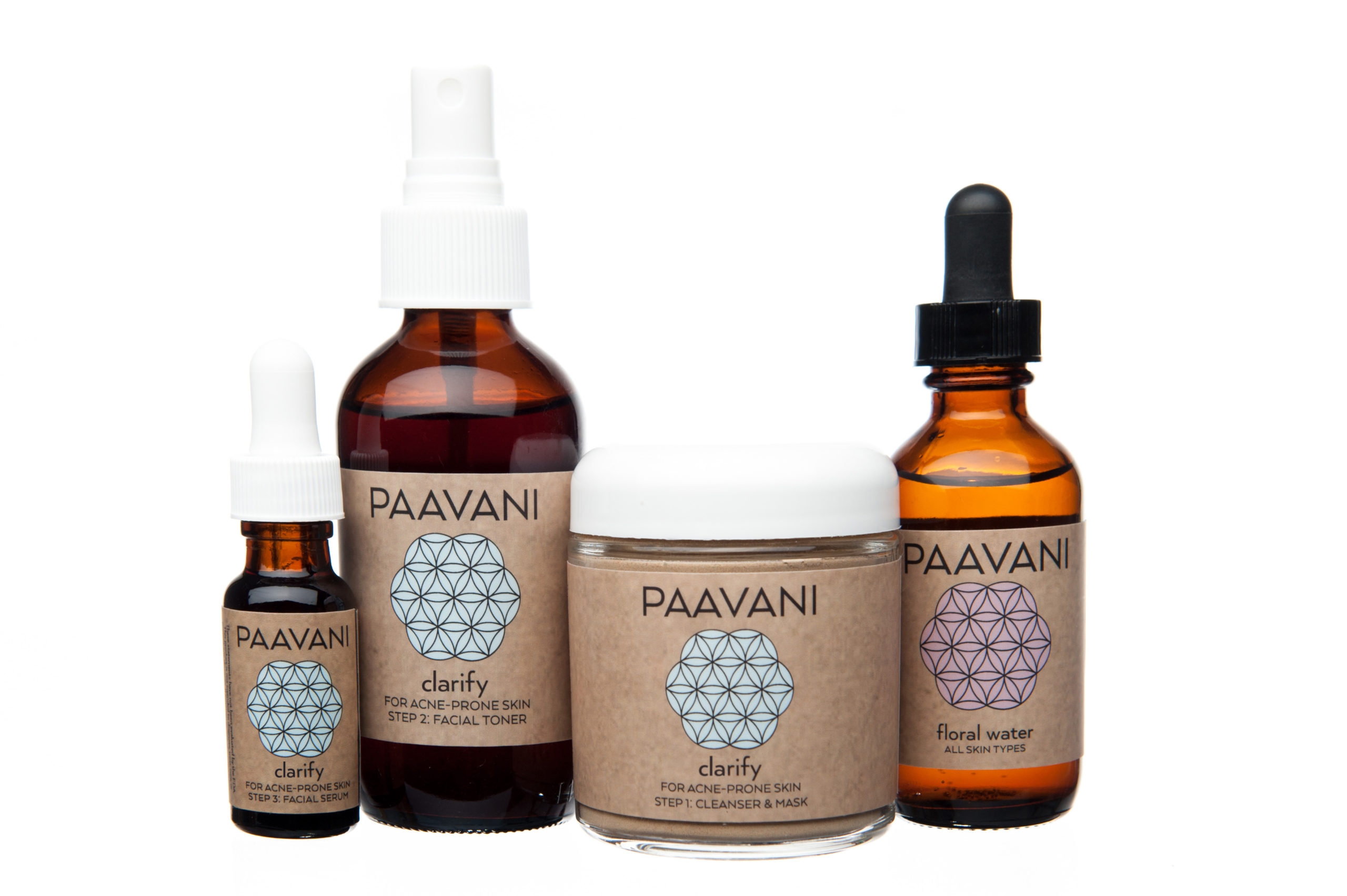 Plant Based Zero Waste Acne Prone Natural Skincare Kit Eco Shop